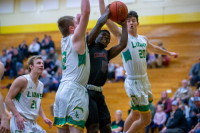 Gallery: Boys Basketball Cedarcrest @ Lynden